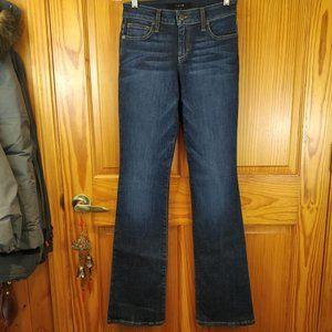 Joe's Jeans Adonna Booty Fit Dark Wash Jeans 25